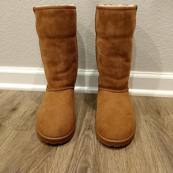 b37e70335731 Abeo Shoes - Tan Sarnia boots